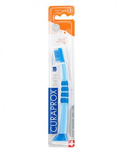 Baby Vauvan hammasharja, sininen-sininen