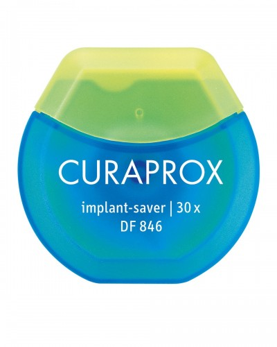 Hamamslanka implant saver, 30 kpl